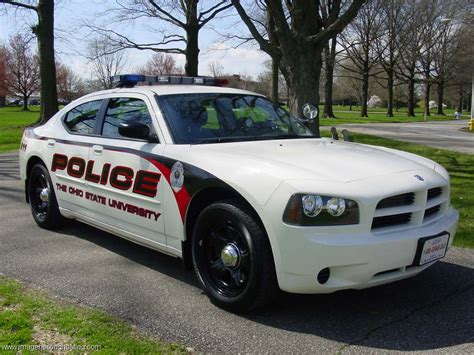Dodge Charger Police Graphics
