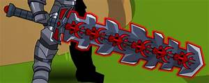 Dark Draconian Sword AQW