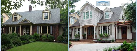 home design before and after greenville home remodeling raredesign inc