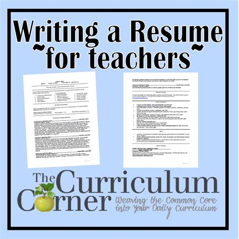 writing your resume sle resume curriculum