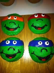 Happy Birthday Turtle Cupcakes