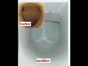 Toilette Verstopft Tipps : haushaltstipps toilette reinigen youtube ~ Markanthonyermac.com Haus und Dekorationen