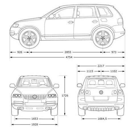 volkswagen touareg interior dimensions psoriasisgurucom