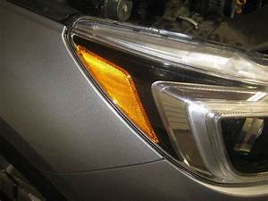 Subaru Outback Headlight Bulb Replacement
