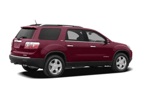 gmc acadia pictures  carsdirect