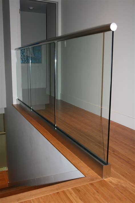 Glass Banisters by Glass Railings Glass Railings Treppe Treppengel 228 Nder