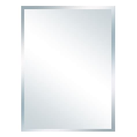 miroir biseaut 233 171 contemporain 187 rona