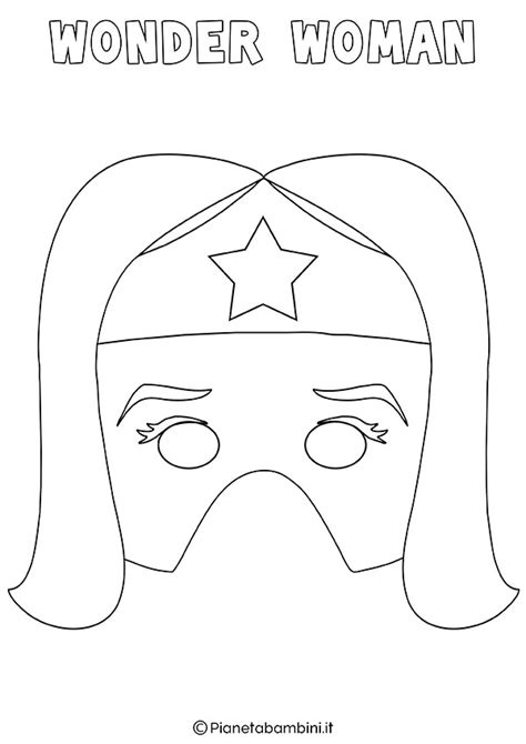 disegni da colorare dei supereroi da stare disegni supereroi da colorare e stare con maschere di