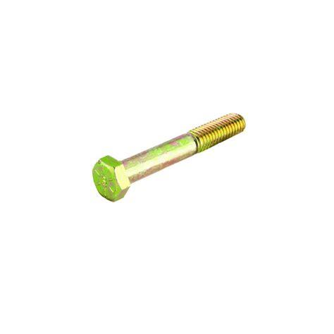 bolt grade zinc hex plated bolts everbilt cap screws screw tpi nut eye catalog depot homedepot fasteners save