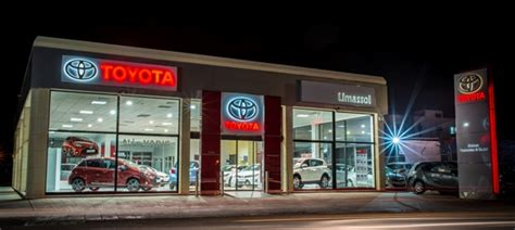 toyota showroom timings toyota cyprus dealer info opening hours