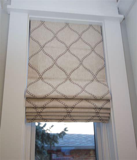 Finishing Touches Roman Shade  New Window Treatments