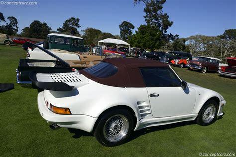 gemballa porsche 911 1986 gemballa 911 conceptcarz com