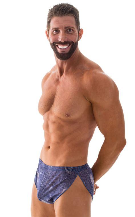 swimsuit cover  split running shorts  denim pockets mesh skinzwearcom