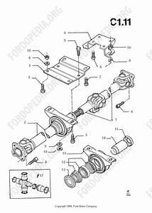 Ford Transit Mkiii  1985-1991  Parts List  C1 11