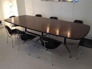 Tisch Für 10 Personen : elastique vintage m bel furniture z rich schweiz eames tisch f r 10 personen ~ Frokenaadalensverden.com Haus und Dekorationen