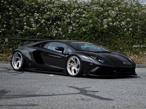 How To Make A Lamborghini by How To Make A Liberty Walk Lamborghini Aventador Look