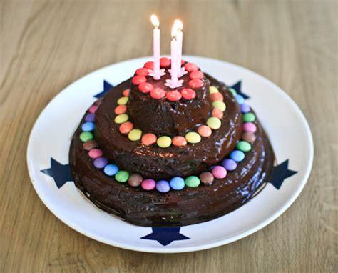 anniversaire cuisine recettes gateau anniversaire adulte