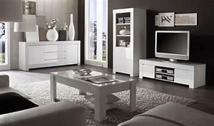 Guide Dco Russir Son Salon Design Blanc Toute L
