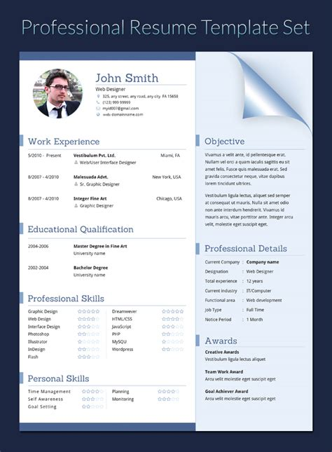 resume template docx resume in doc docx indd psd eps and ai format by khatrijiya on deviantart