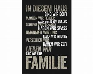 In Diesem Haus : poster in diesem haus 61x91 5 cm bei hornbach kaufen ~ Orissabook.com Haus und Dekorationen