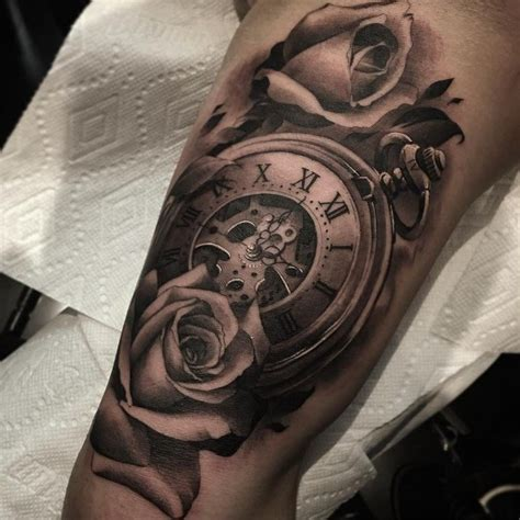 idee tatouage homme  motifs tendance recuperes sur