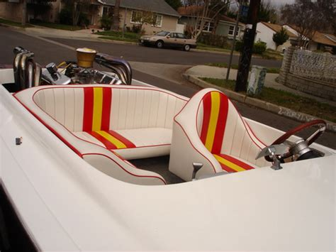 Jet Boat Bench Seats For Sale by Boat Page