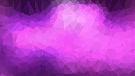 purple polygon triangle background