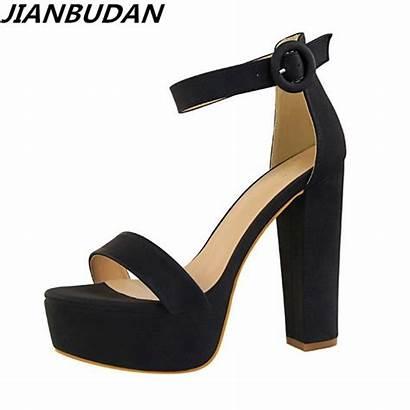 Heels Heel Pumps Sandals Super Elegant Brand