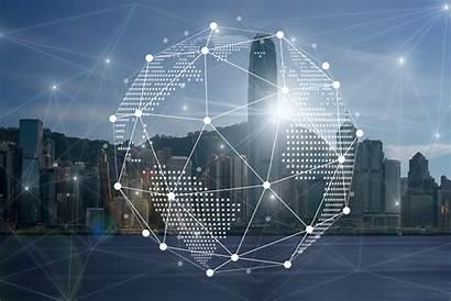 Transformation Business Digital Network Communication Edge Iiot