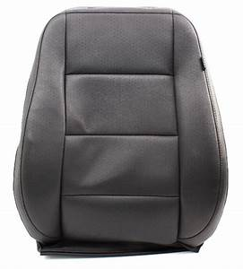 Lh Front Seat Back Rest Cover  U0026 Foam 05