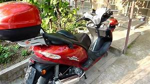 Kymco Grand Dink 250  Distrus - Totaled