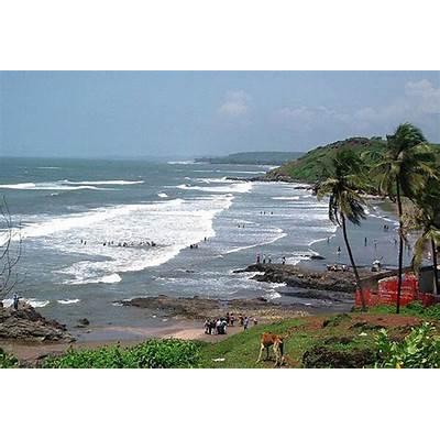 Photo Gallery of Anjuna Beach Goa- Explore