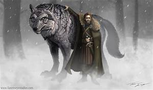 The Direwolves of House Stark: An Analysis – What? Oh hell ...