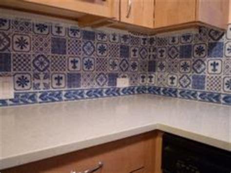 monet kitchen tiles 1000 images about blue white tiled kitchen on 4269