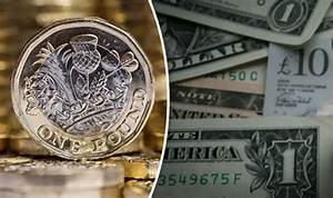 POUND LIVE: Sterling to USD and euro struggles after ...