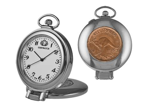 Florin Original coinwatch clock collection silver australian florin