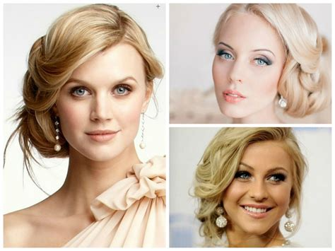 wedding hairstyles    face shape hair world
