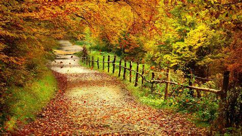Beautiful Autumn Landscapes Wallpapers by Fall Landscape Wallpaper Desktop Danasrgf Top Photo