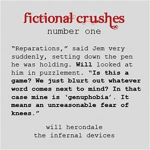 Will Herondale Love Quotes | www.pixshark.com - Images ...