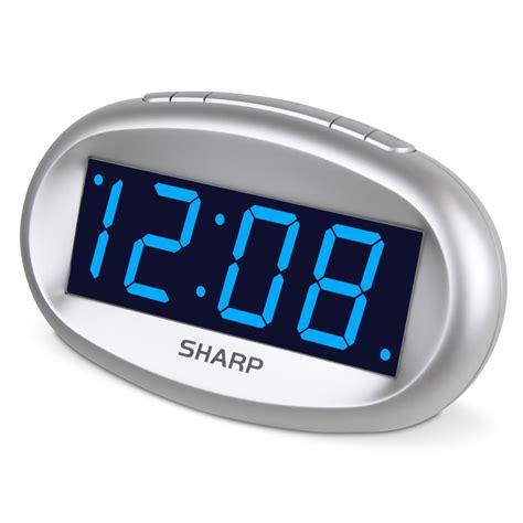 Wecker Mit Cd by Sharp Spc073d Digital Alarm Clock