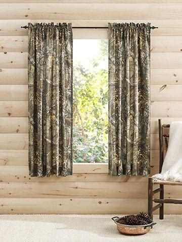 realtree xtra  panel pair curtains american outdoor woman