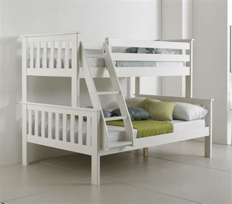 bunk bed bluemoon beds 4ft atlantis sleeper bunk bed solid