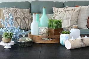 coffee table decorating ideas to match every style With coastal coffee table decor