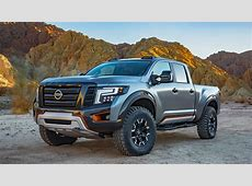 2016 Nissan Titan Warrior Concept Wallpapers & HD Images