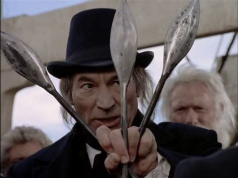 patrick stewart moby dick the lands of ara moby dick and blintian whalers