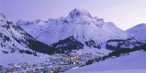 Rockets explode in perfect harmony with music and the mountains are. A Winter Break at Lech-Zürs in Austria's Vorarlberg Region ...