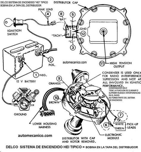 1991 Club Car Wiring Diagram Ga by Sistema De Encendido Ford
