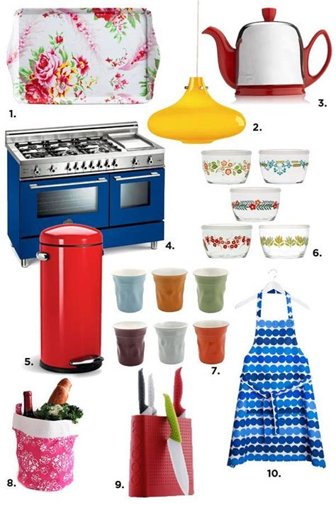 colorful kitchen accessories colorful kitchen accessories colorful and kitchen 2336