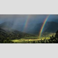 What Is A Double Rainbow?  Met Office