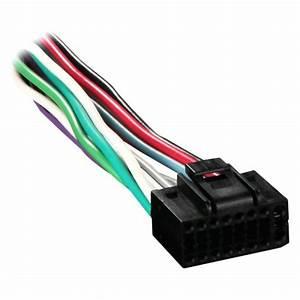 Kenwood 16 Pin Wiring Diagram